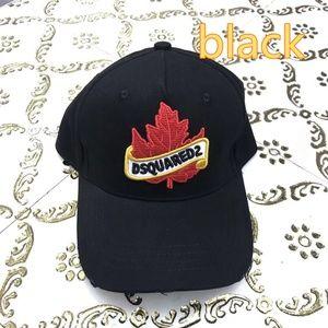 DSQ Men DSQUARED 2 distressed Hat